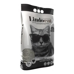 Lindocat Natural White da 15 Lt