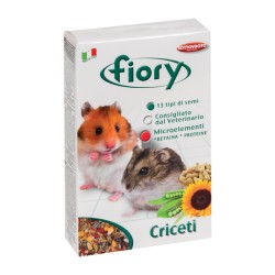 Fiory  mangime composto per criceti e piccoli roditori  da 850 gr